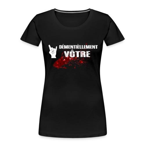 2017logo4000px - Women's Premium Organic T-Shirt