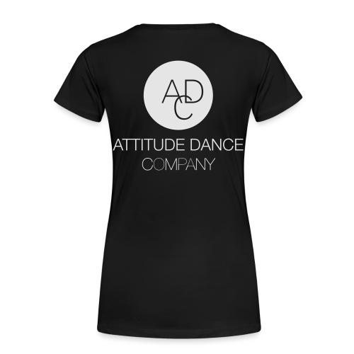ADC Logo - Women's Premium Organic T-Shirt