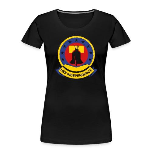 cv62 independence - Women's Premium Organic T-Shirt