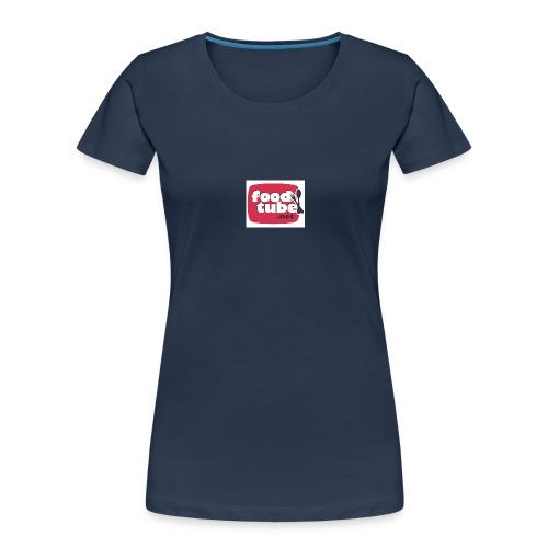 FoodTube - Women's Premium Organic T-Shirt