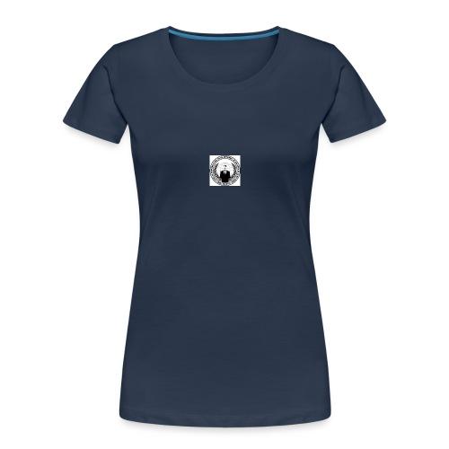 ANONYMOUS - Women's Premium Organic T-Shirt