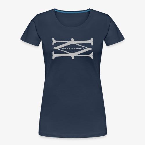 Matt Massey Logo - Women's Premium Organic T-Shirt