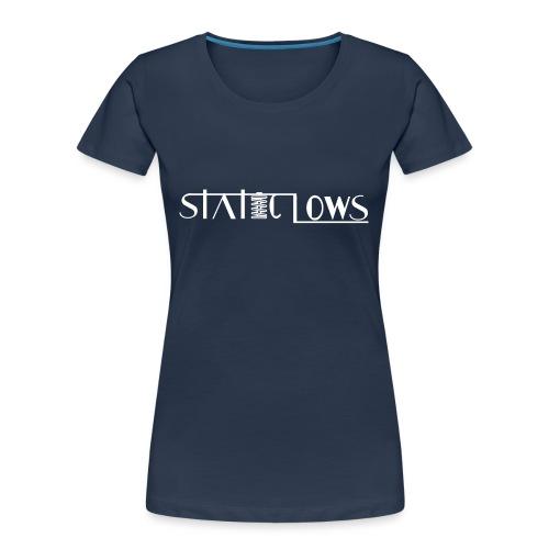 Staticlows - Women's Premium Organic T-Shirt