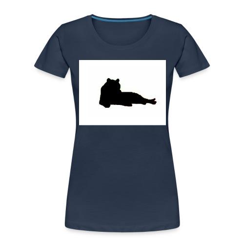 tiggers_noir - Women's Premium Organic T-Shirt