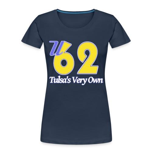 U62 - Women's Premium Organic T-Shirt