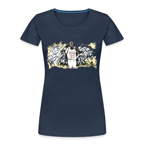 MJ - Women's Premium Organic T-Shirt