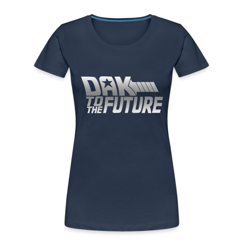 Dak To The Future - Women's Premium Organic T-Shirt