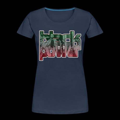 Black Power - Women's Premium Organic T-Shirt