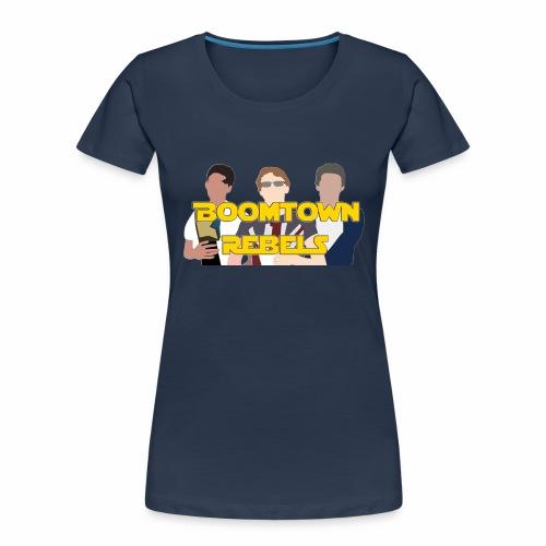 boomtown rebelst - Women's Premium Organic T-Shirt