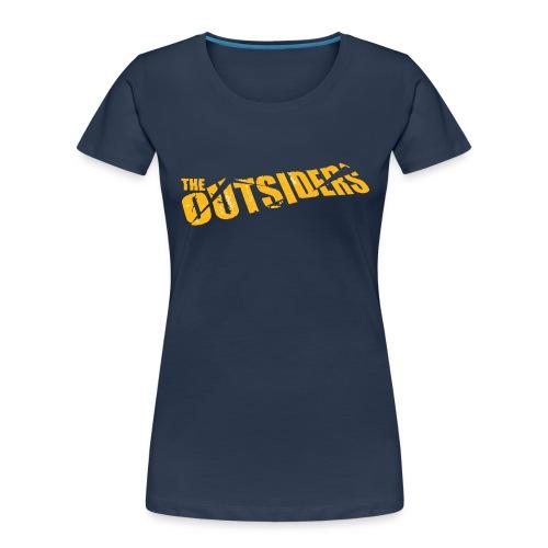 Outsiders - Women's Premium Organic T-Shirt