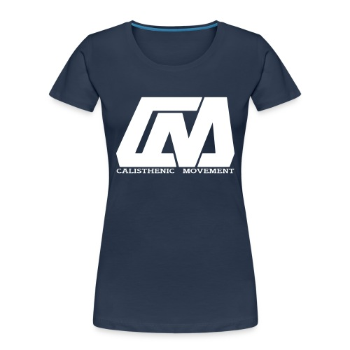 Cali Move Front black women - Women's Premium Organic T-Shirt
