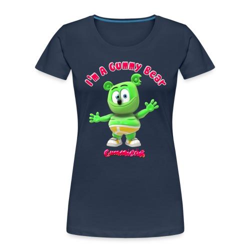 I'm A Gummy Bear - Women's Premium Organic T-Shirt