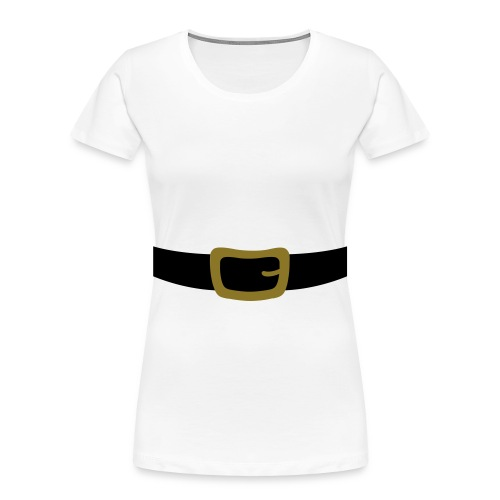 SANTA CLAUS SUIT - Men's Polo Shirt - Women's Premium Organic T-Shirt
