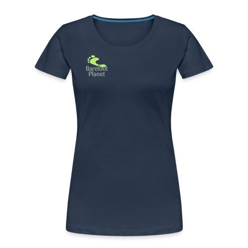 Barefoot Running 1 Women's T-Shirts - Women's Premium Organic T-Shirt