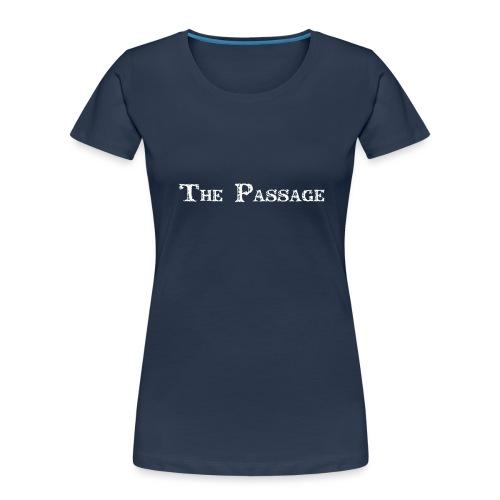 The Passage - Women's Premium Organic T-Shirt