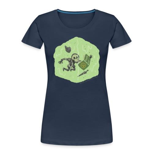 Slime - Winner - Pandemonium Books & Games - Women's Premium Organic T-Shirt