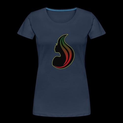 RBGgirl - Women's Premium Organic T-Shirt