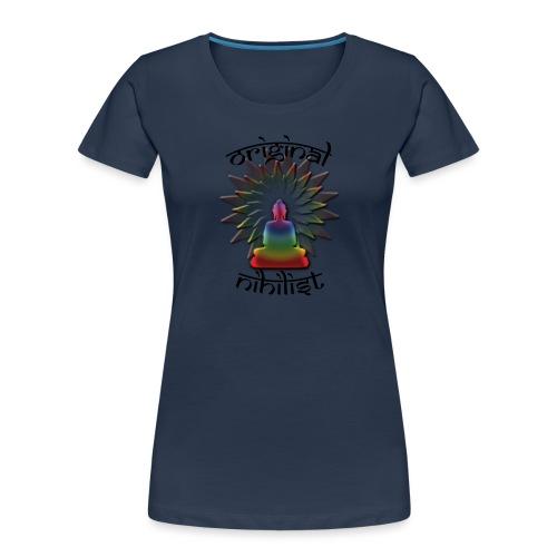 Original Nihilist - Women's Premium Organic T-Shirt