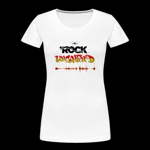 Eye Rock Unconfined - Women's Premium Organic T-Shirt