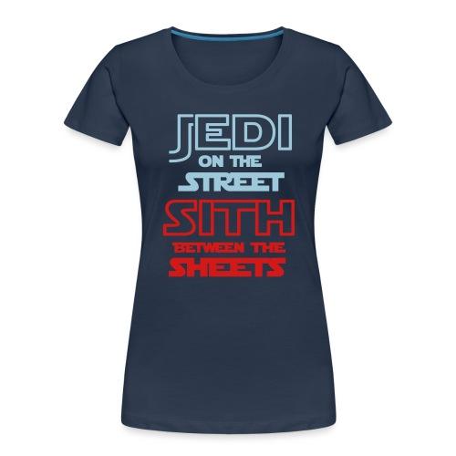Jedi Sith Awesome Shirt - Women's Premium Organic T-Shirt