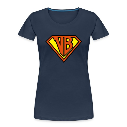 VB Hero Woman - Women's Premium Organic T-Shirt