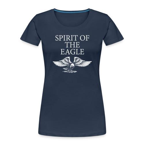 Spirit of the Eagle - Women's Premium Organic T-Shirt