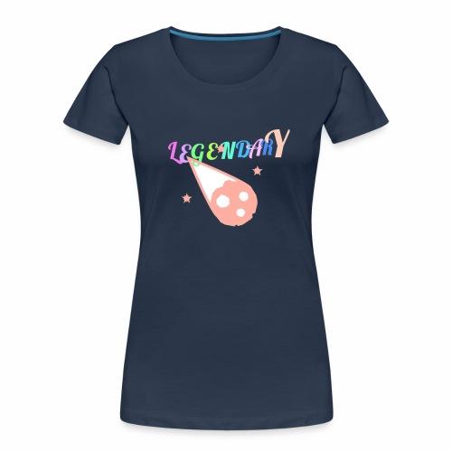 Legendary - Women's Premium Organic T-Shirt