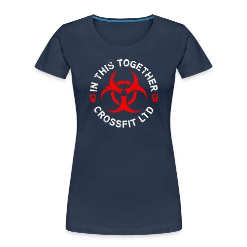 inThisTogether - Women's Premium Organic T-Shirt
