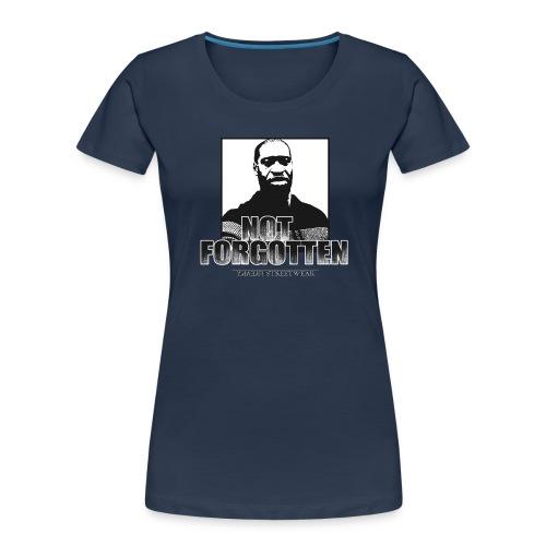 not forgotten - Women's Premium Organic T-Shirt