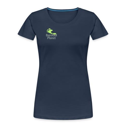 Get Out & Run Barefoot Women's T-Shirts - Women's Premium Organic T-Shirt