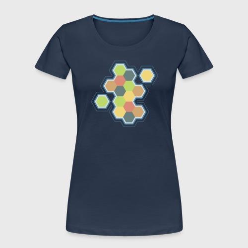Settlers of Catan - Women's Premium Organic T-Shirt