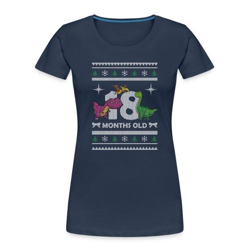 Christmas 18 months old - Women's Premium Organic T-Shirt