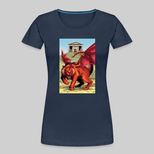 Manticore - Women's Premium Organic T-Shirt