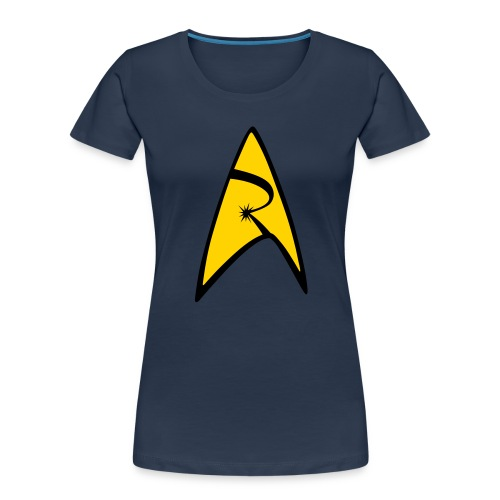 Emblem - Women's Premium Organic T-Shirt