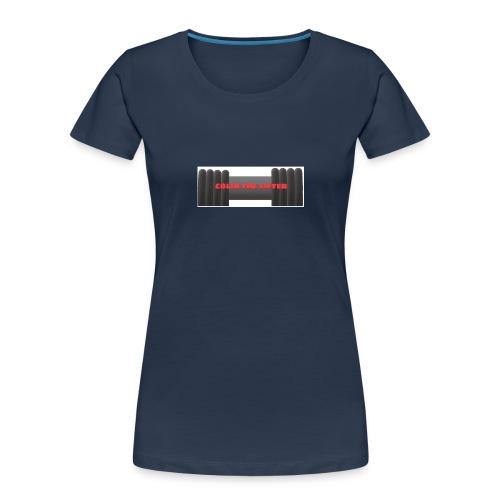 colin the lifter - Women's Premium Organic T-Shirt