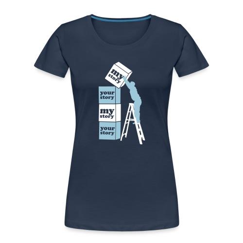 Storytopper - Women's Premium Organic T-Shirt