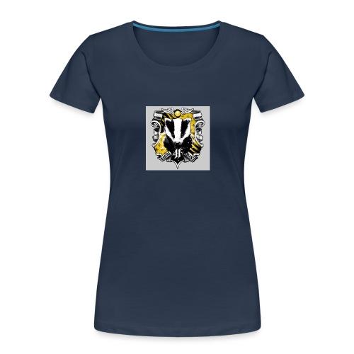 hufflepuff - Women's Premium Organic T-Shirt