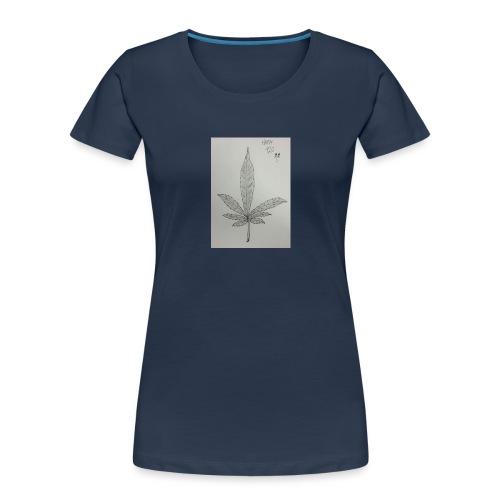 Happy 420 - Women's Premium Organic T-Shirt