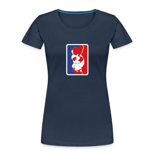 RBI Baseball - Women's Premium Organic T-Shirt