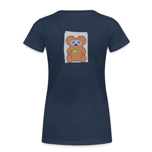 Aussie Dad Gaming Koala - Women's Premium Organic T-Shirt