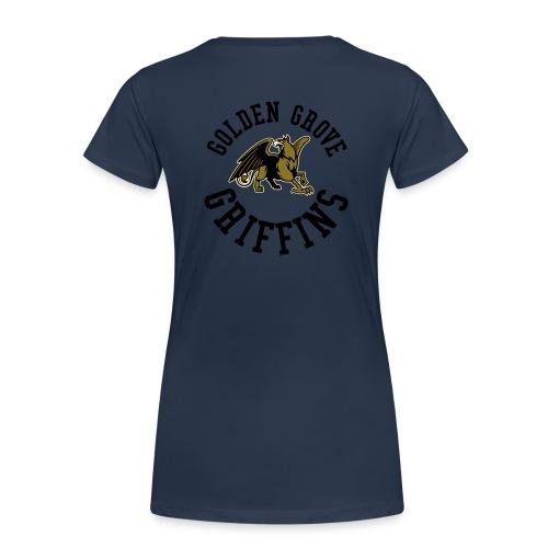 Golden Grove Griffins Color - Women's Premium Organic T-Shirt