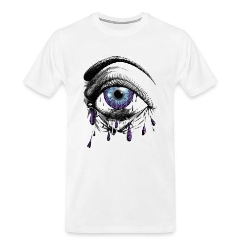 Lightning Tears - Men's Premium Organic T-Shirt