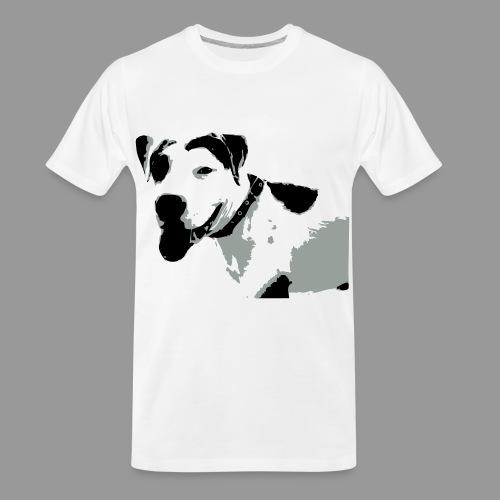 Pit Bull T-Bone - Men's Premium Organic T-Shirt