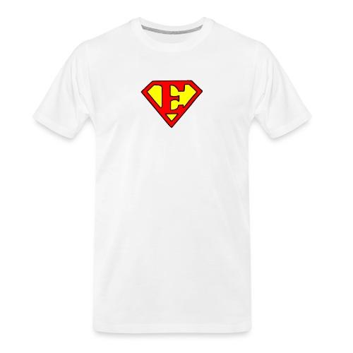super E - Men's Premium Organic T-Shirt
