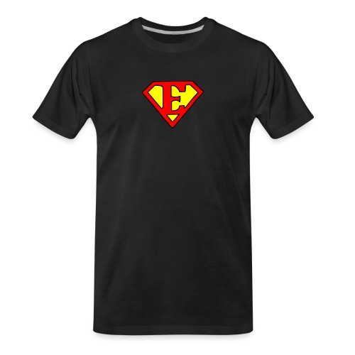 super E - Men's Premium Organic T-Shirt