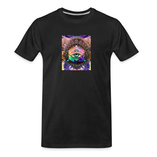 ruth bear - Men's Premium Organic T-Shirt