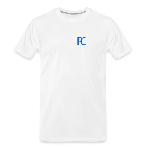 Blu REACH - Men's Premium Organic T-Shirt