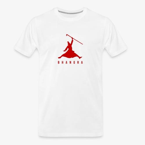 JORDAN BHANGRA - Men's Premium Organic T-Shirt