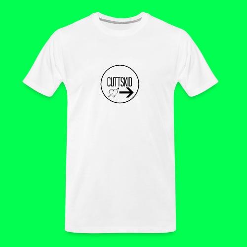 original logo - Men's Premium Organic T-Shirt