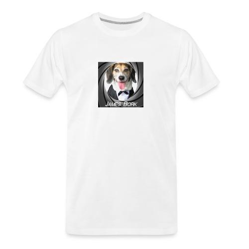 james bork - Men's Premium Organic T-Shirt